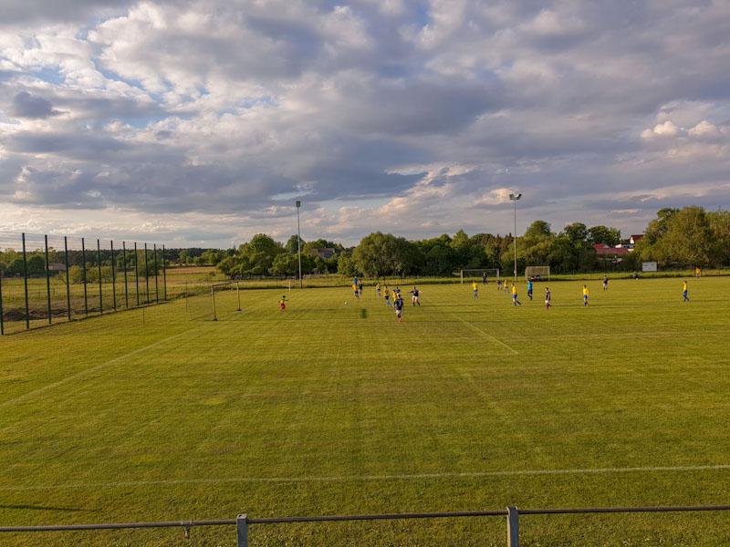 Fußball-Spiel C-Junioren
