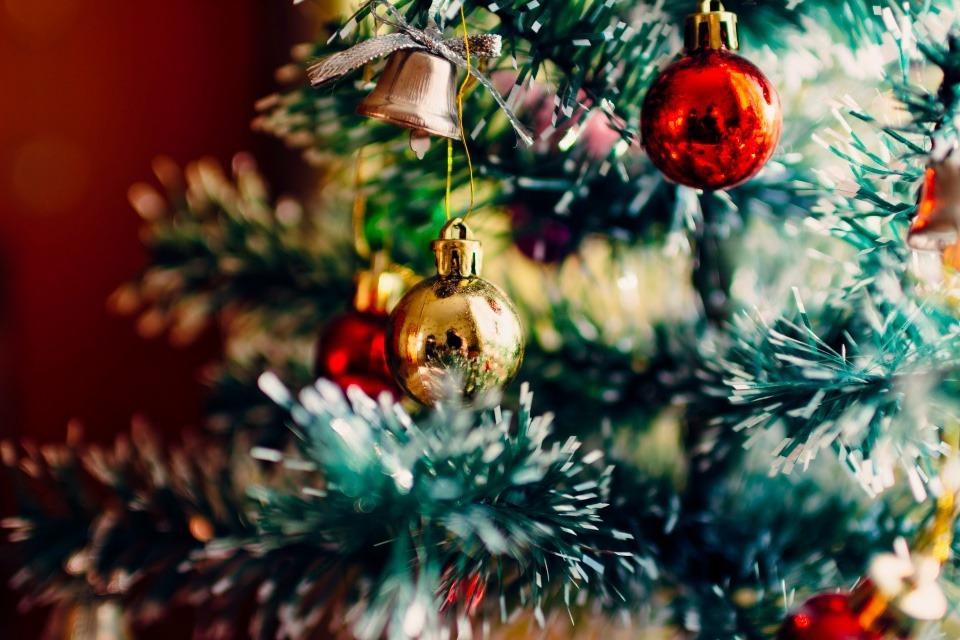 Frohe Weihnachten und alles Gute für 2021